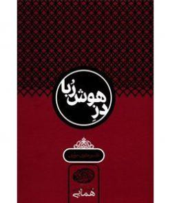 کتاب دز هوش ربا استاد جلال الدین همایی نشر سخن
