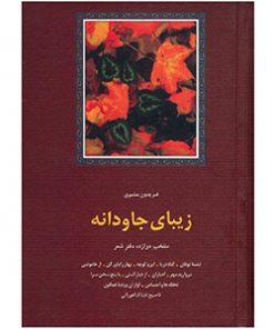 کتاب-زیبای-جاودانه-فریدون-مشیری-نشر-سخن