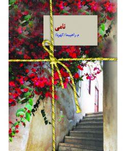 رمان نامی م.راهپیما(کهربا) نشر سخن