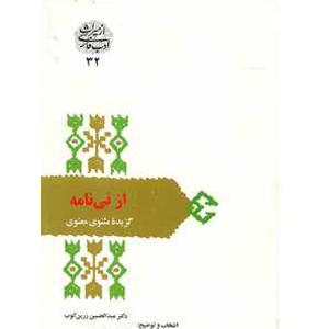 کتاب از نینامه گزیده مثنوی